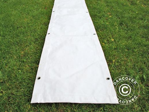 Raingutter 6 m PVC for Marquees