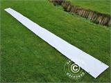 Raingutter 10 m PVC for Marquees - 1