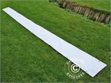 Raingutter 6 m PVC for Marquees - 1